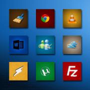 Как установить иконки на Windows 10