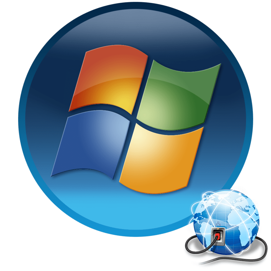 Настройка интернет в Windows 7