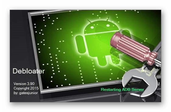 Программа Debloater для удаления или заморозки Гугл Плей Маркета