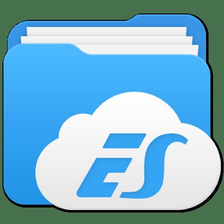 Удаление Google Play Маркета с помощью ES File Explorer