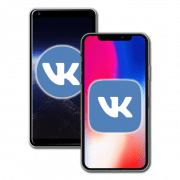 Как установить ВКонтакте на телефон Android iOS