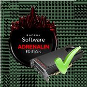 Установка драйверов через AMD Radeon Software Adrenalin Edition