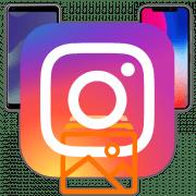 Как добавить фото снимок в Инстаграм с телефона
