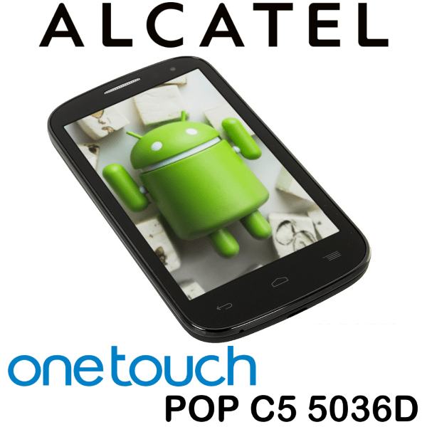 Как прошить Alcatel One Touch Pop C5 5036D