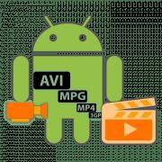 Какие видео форматы поддерживает Андроид