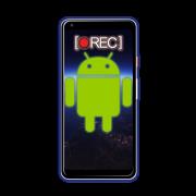 Запись видео с экрана в Андроид