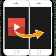 Как передать видео с iPhone на iPhone