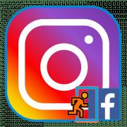 Как войти в Инстаграм через Фейсбук
