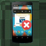 как удалить рекламу Opt Out на Android