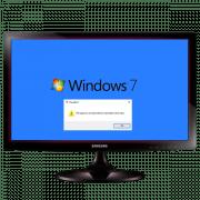 не удалось воспроизвести проверочный звук windows 7