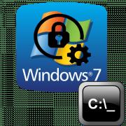 сброс пароля windows 7 через командную строку