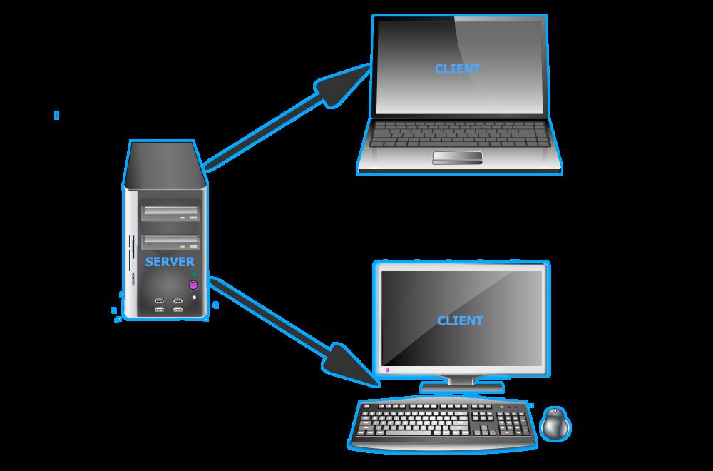 Схема работы электронной почты по протоколу POP3