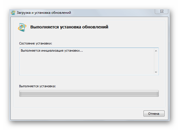 Установка обновления Windows Virtual PC