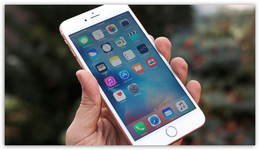 Внешний вид iPhone
