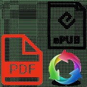 конвертер PDF в ePub онлайн