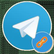 Как скопировать ссылку на Телеграм