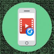 Как восстановить удаленное видео на Айфоне