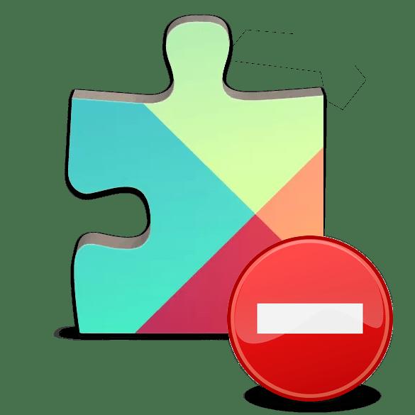 Решение ошибки «Приложение Сервисы Google Play остановлено»