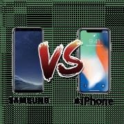 Что лучше Айфон или Самсунг