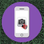 Как отключить звук камеры на Айфоне 5s