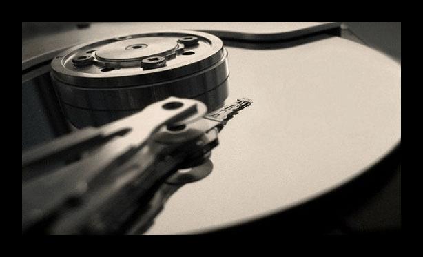 Скорость вращения шпинделя на жестком диске для компьютера