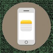 Как перенести заметки с Айфона на Айфон