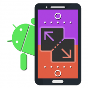 Как разделить экран на 2 на Андроид