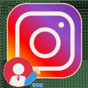 Как редактировать профиль в Инстаграм