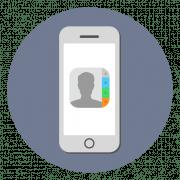 Как скинуть контакты на Айфон с компьютера