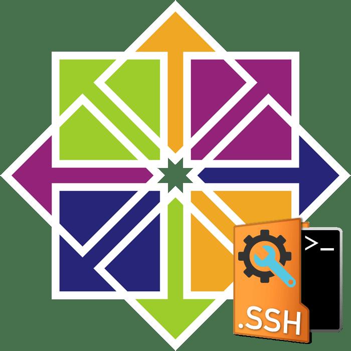 Настройка SSH в CentOS 7