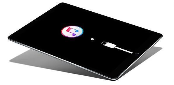 Восстановление iPad через iTunes при зависании устройства
