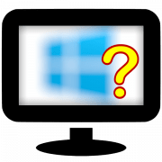 как исправить размытое изображение на дисплее windows 10