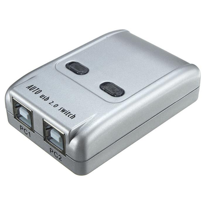 Разветвитель для подключения принтера к двум компьютерам