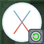 чистая установка mac os