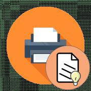 Что делать если принтер криво печатает