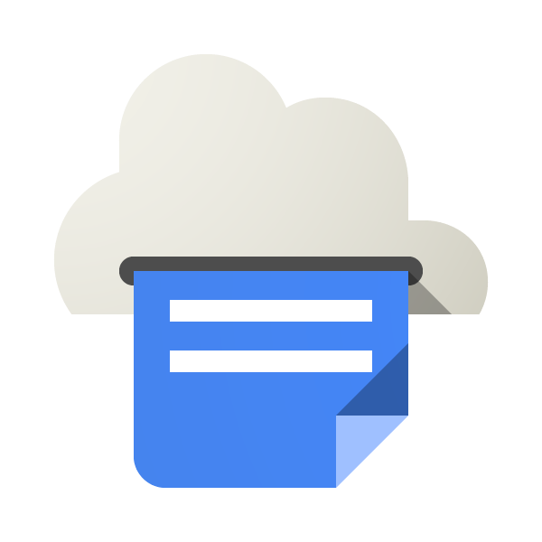 Google Виртуальный принтер