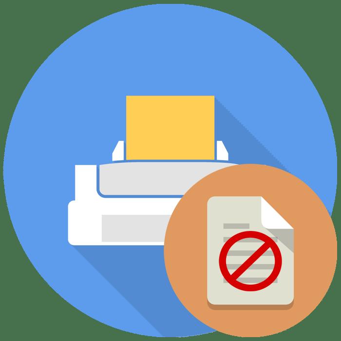 Принтер не видит бумагу