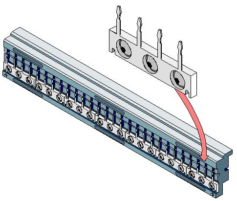 Иголки на печатающей головки матричного принтера