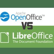 LibreOffice или OpenOffice что лучше