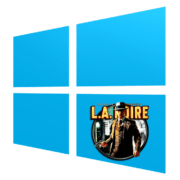 Не запускается игра L.A. Noire на Windows 10