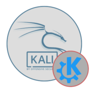 Установка KDE в Kali Linux