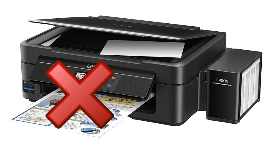 Что делать, если принтер не печатает документы