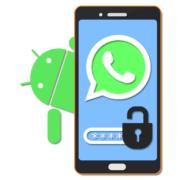 Как поставить пароль на Ватсап на Андроид