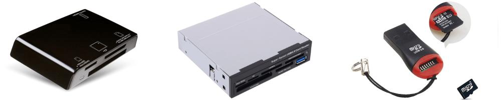 Кардридер для подключения карты памяти из Андроид-устройства к компьютеру