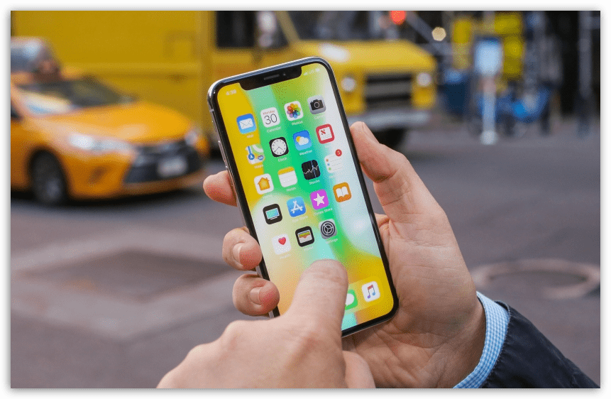 Статусность iPhone