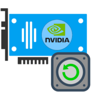 как переустановить драйвер nvidia