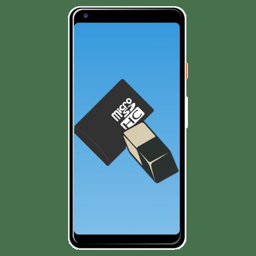 Как отформатировать карту памяти на мобильном телефоне