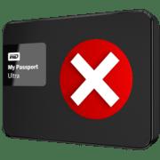Компьютер не видит внешний жесткий диск WD My Passport Ultra