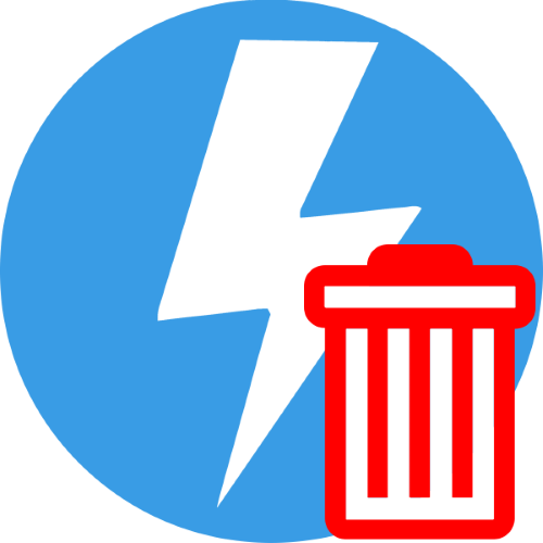 fully remove DAEMON Tools