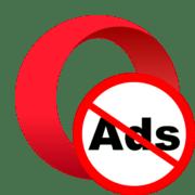 Блокировка рекламы в веб-обозревателе Opera